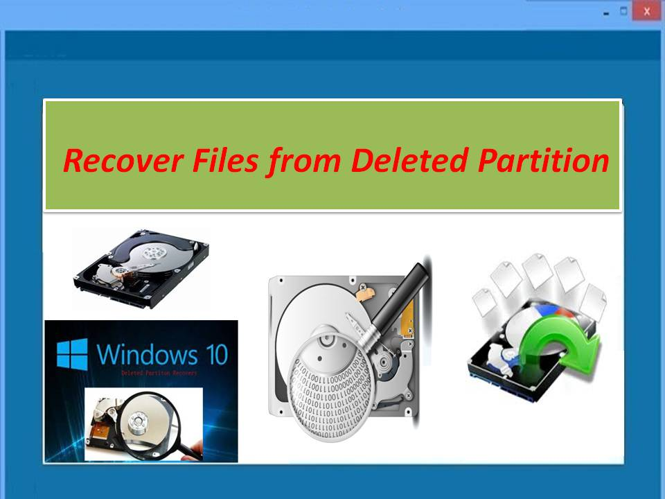 Windows 7 Recover Files from Deleted Partition 4.0.0.34 full